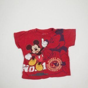 Disney Size 3T Kids Mickey Mouse Top